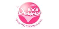 logo 1001 Dessous