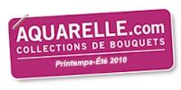 logo Aquarelle Fleurs