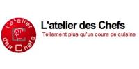logo Atelier des chefs