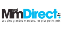 Bon réduction MandMDirect