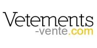 logo Vêtements Vente