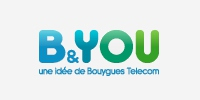 logo B and You ADSL