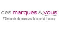 logo Des marques et vous