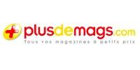 logo PlusdeMags