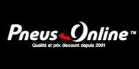 logo Pneus Online